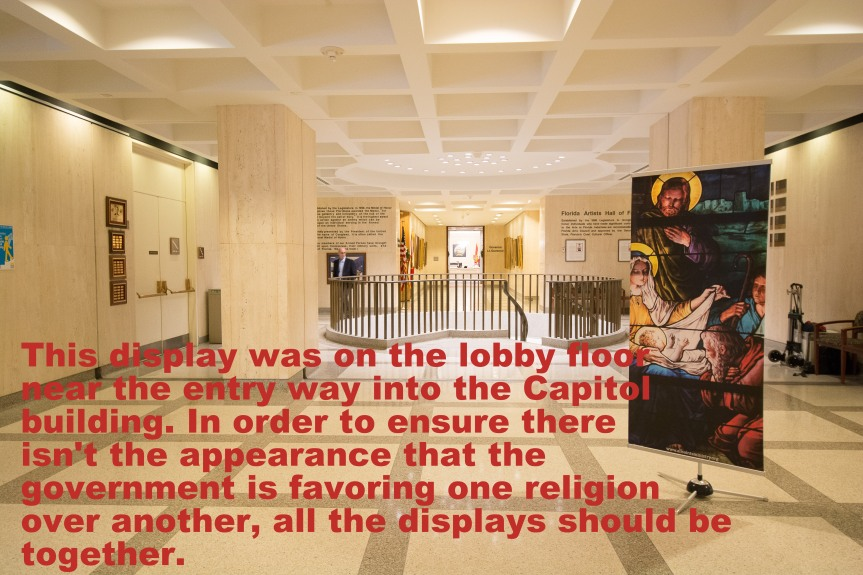 2016-banner-catholoic-banner-on-lobby-floor-with-words